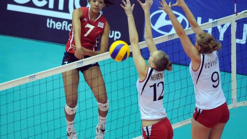 Volley: A1 Femminile, per Monza la statunitense Eckerman