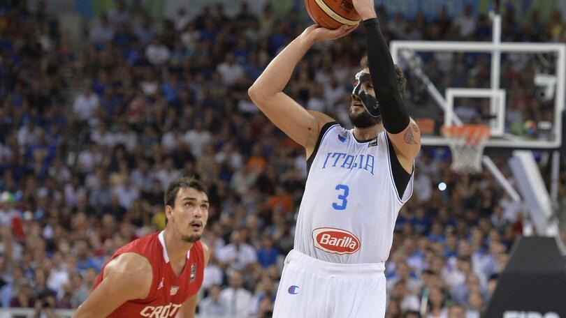 Italia, che show difensivo: è primo posto