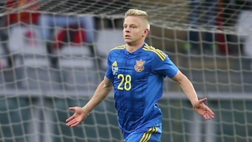 Zinchenko, dalla nazionale ucraina al Manchester City di Guardiola