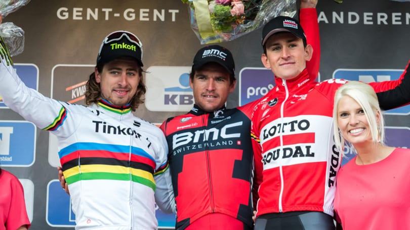 Ciclismo, Giro delle Fiandre: Van Avermaet insegue Sagan