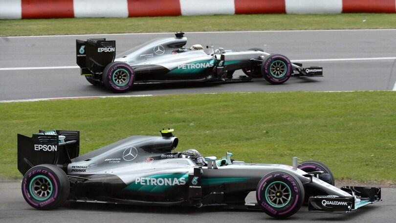 F1, Hamilton: No ordini scuderia? Destino sempre in mano mia
