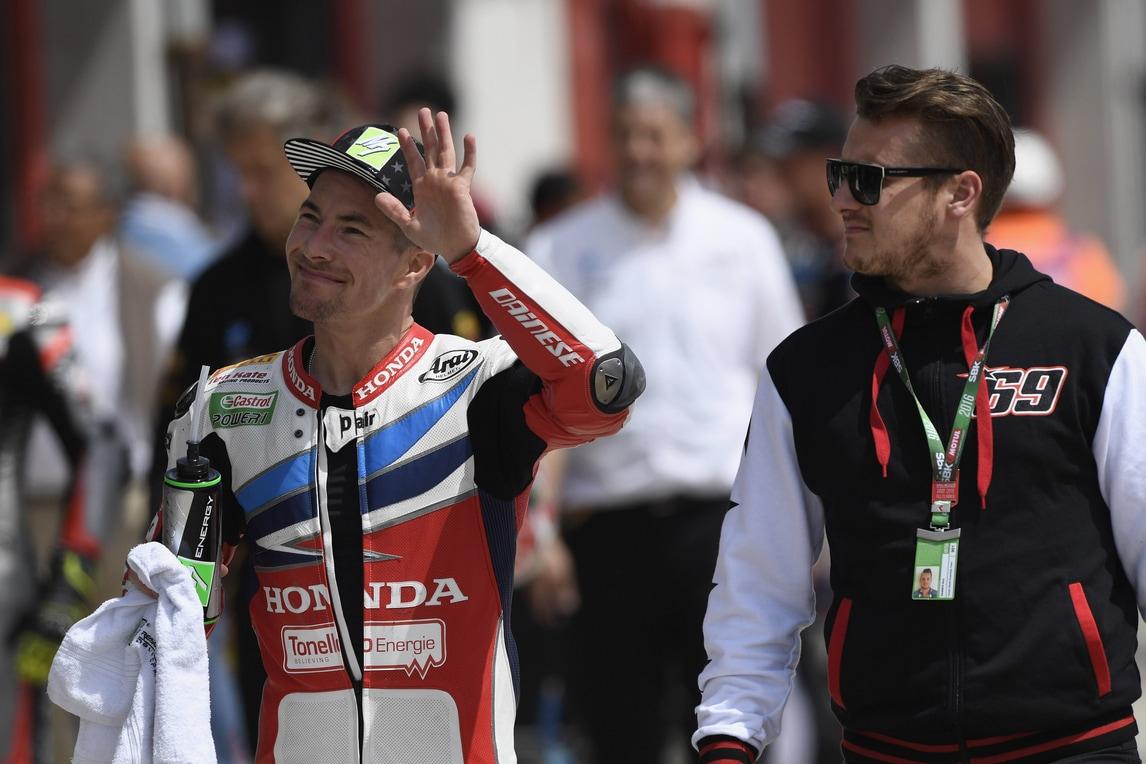 MotoGp: Nicky Hayden ad Aragon al posto di Jack Miller