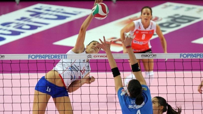 Volley: A1 Femminile, Bolzano mette al centro Zambelli