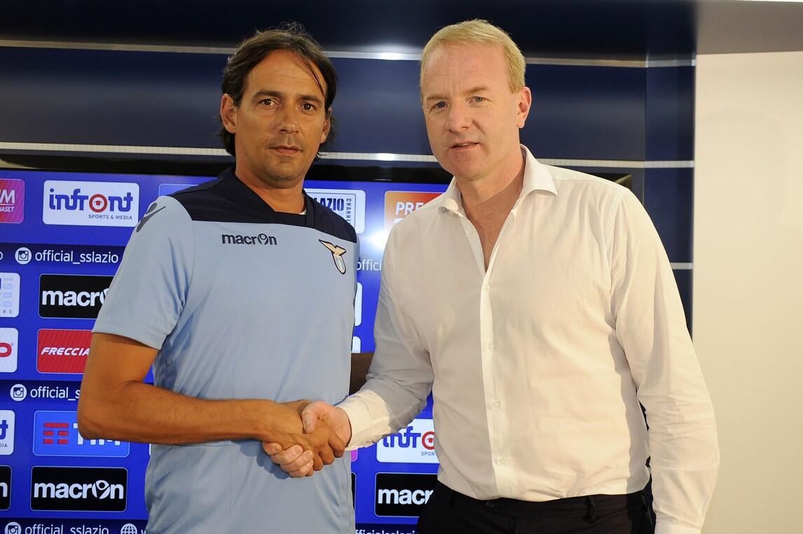 Serie A Lazio, Inzaghi si presenta a Formello