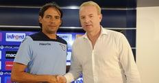 Calciomercato Lazio, Inzaghi: «Sono contento, ora torniamo in Europa»