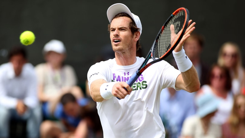 Tennis, Wimbledon: quote in discesa per Murray