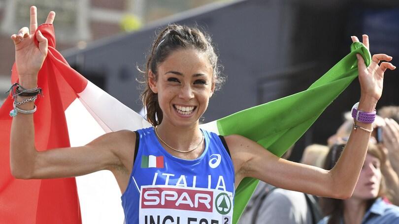 Atletica, mezza maratona: agli Europei Inglese d'argento e Meucci bronzo