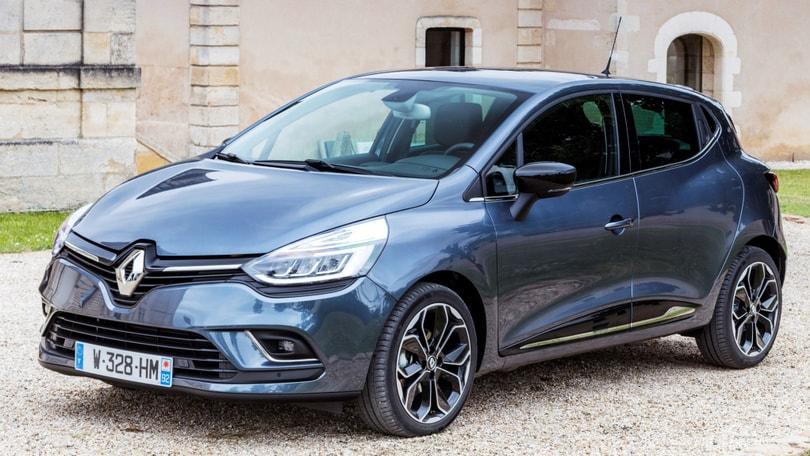 L'Italia è Casa Renault, primi 6 mesi da record