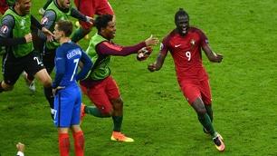 Euro 2016, Portogallo-Francia 1-0: Eder incorona i portoghesi