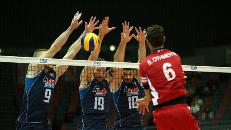 Volley: Blengini ha scelto i 14 per la Final Six di World League