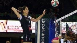Volley: A1 Femminile, a Bolzano arriva Floriana Bertone