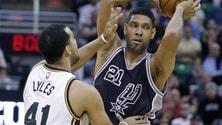 Basket NBA, Duncan lascia dopo 19 anni