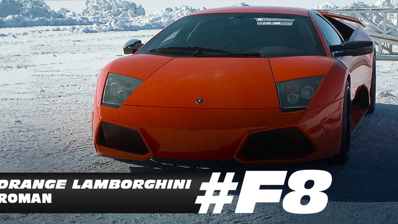Fast and Furious 8, le auto sul set: foto