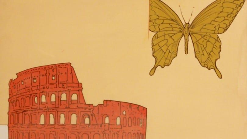 La Roma Pop 60-67 in mostra al Macro