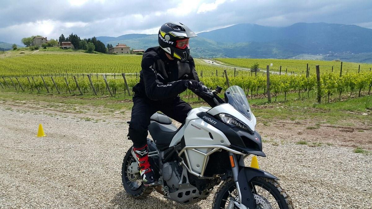 Ducati DRE Enduro: foto