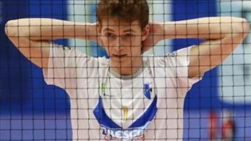 Volley: A2 Maschile, Reggio Emilia preleva Marco Norbedo