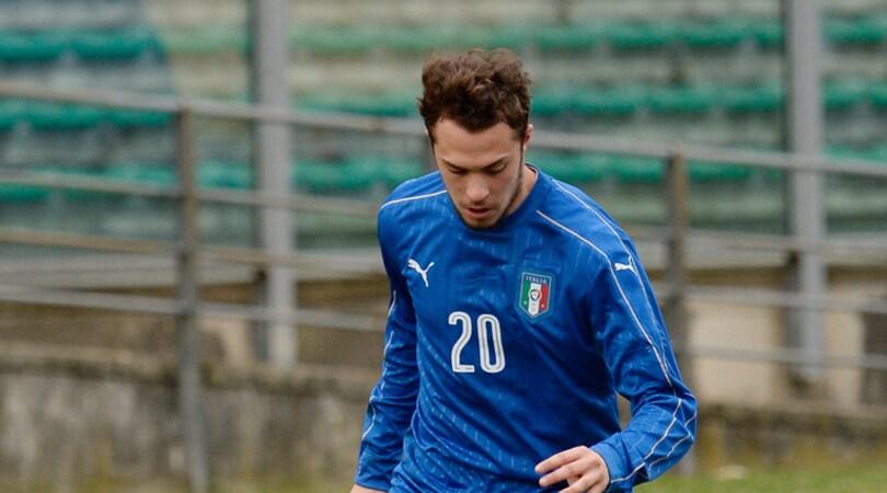 Calciomercato Ascoli, è fatta per l'arrivo di Felicioli dal Milan