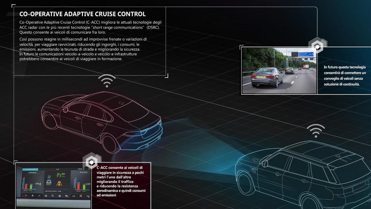 Land Rover, guida autonoma fuoristrada: foto