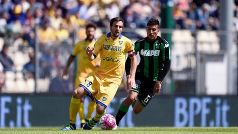 Vicenza arriva dal frosinone il centrocampista gucher for Magri arreda pescara