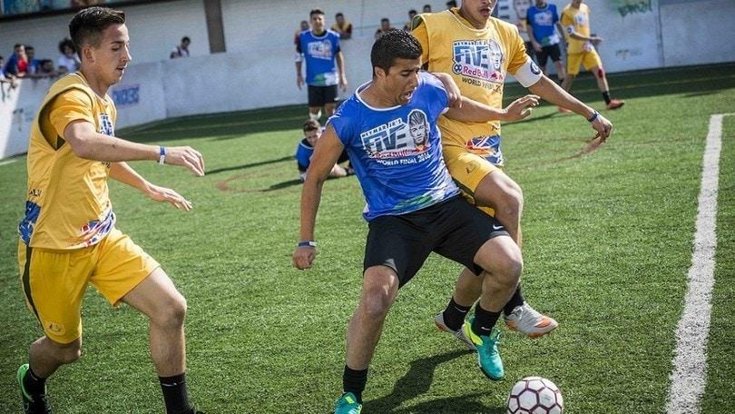 Il Brasile vince il Neymar Jr's Five
