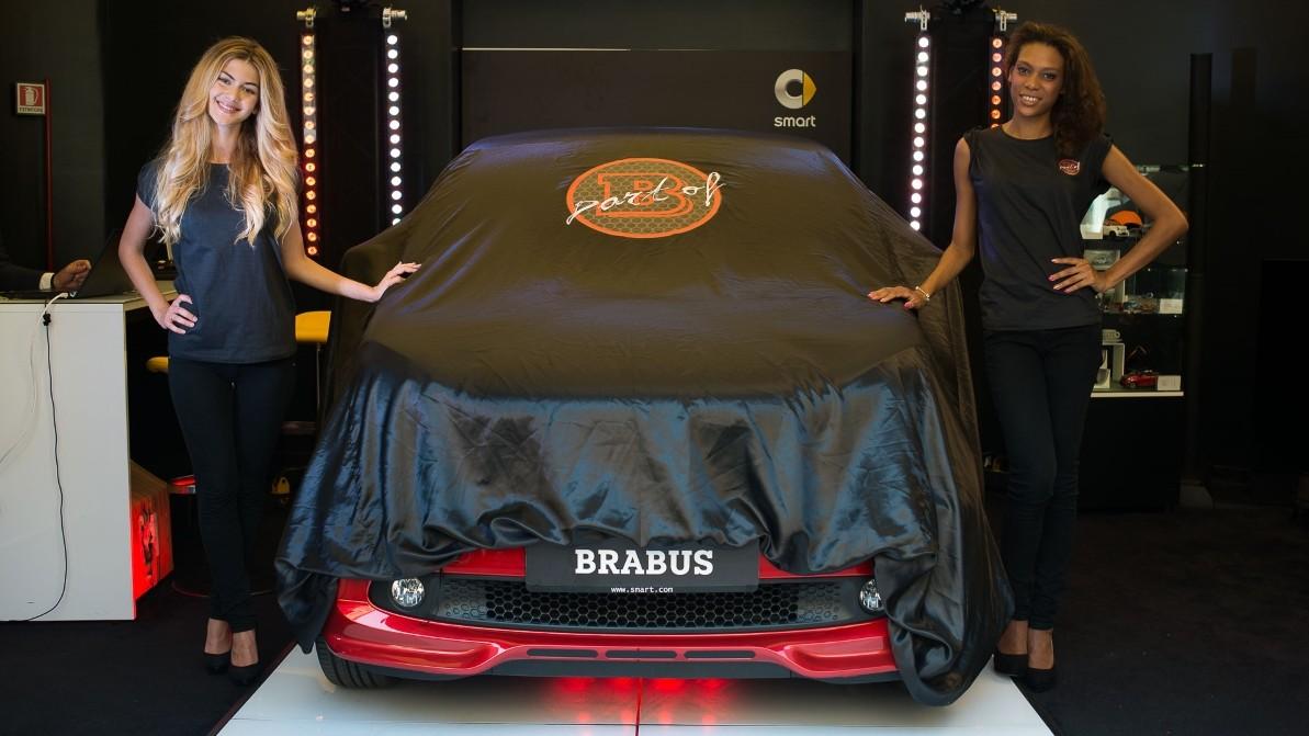 Smart Brabus, il miglior rimedio per il traffico