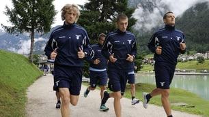 Lazio, ad Auronzo si corre e si suda nei boschi