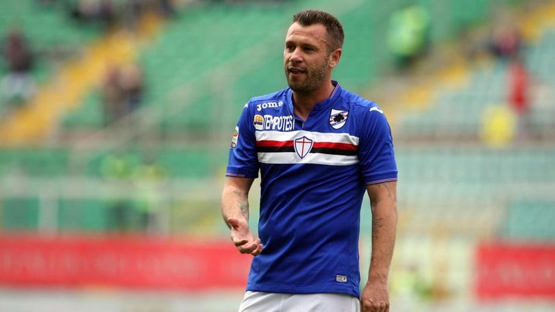 Calciomercato, Cassano rifiuta l'Entella: vuole restare in Serie A