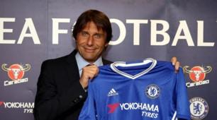 Conte presentato al Chelsea