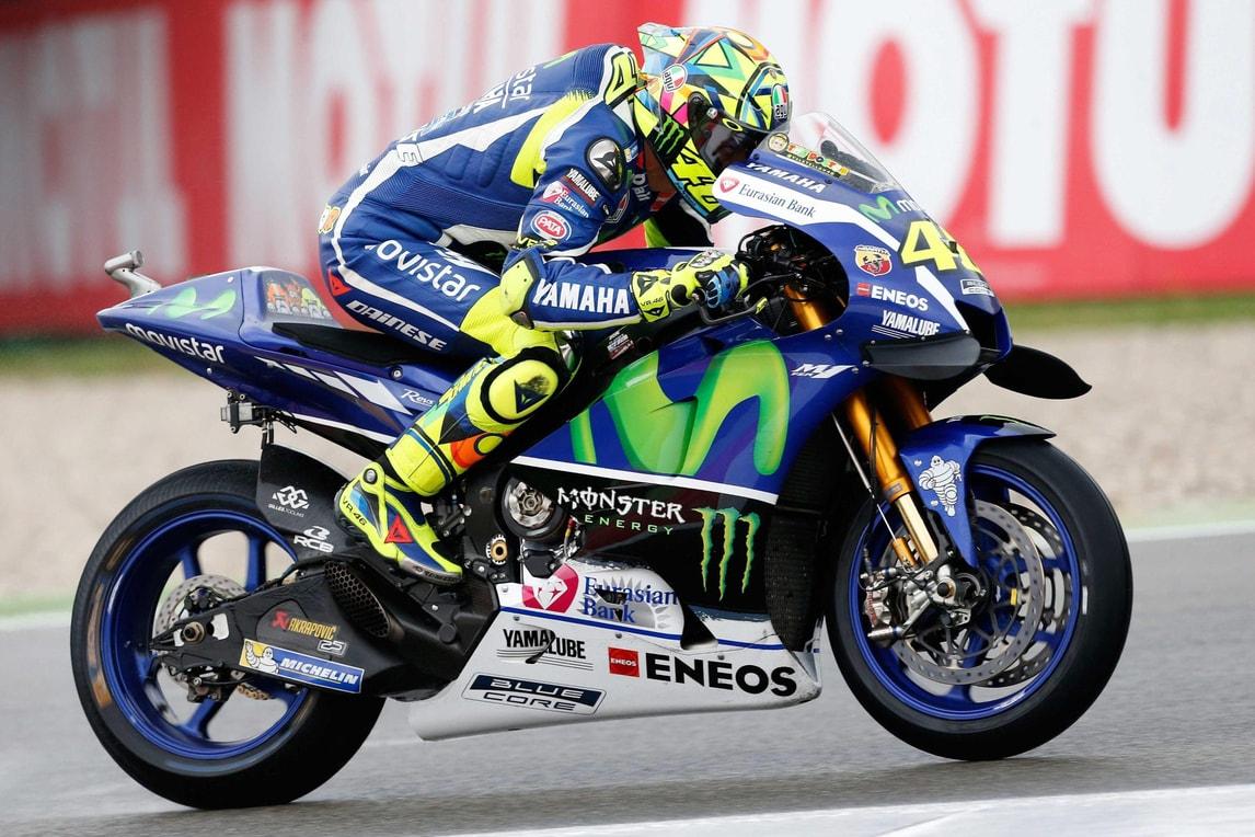 MotoGp, Rossi: «Difficile raggiungere Marquez»
