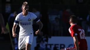 Inter, contro il Cska l'ultima in nerazzurro per Santon?