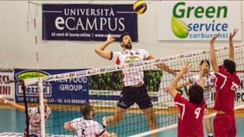 Volley: A2 Maschile, Mirko Miscione firma per Ortona