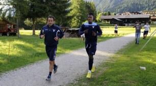 Lazio, Keita torna e si allena