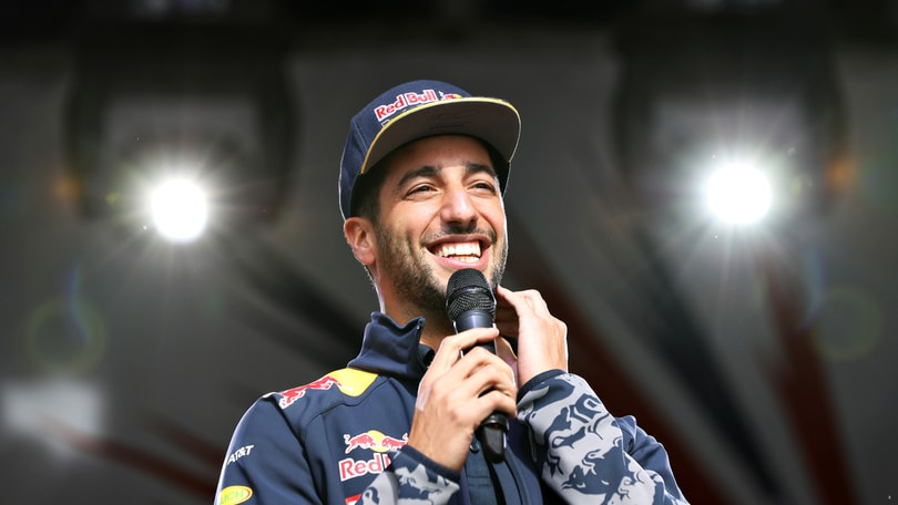 F1 Gp Ungheria, Ricciardo: «Pista bella e impegnativa»