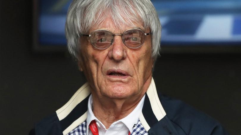 Formula1, Ecclestone: l'Italia rischia di perdere il Gran Premio