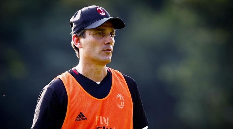 Calciomercato Milan, Montella: «Bacca? Difficile rinunciare ai suoi gol»