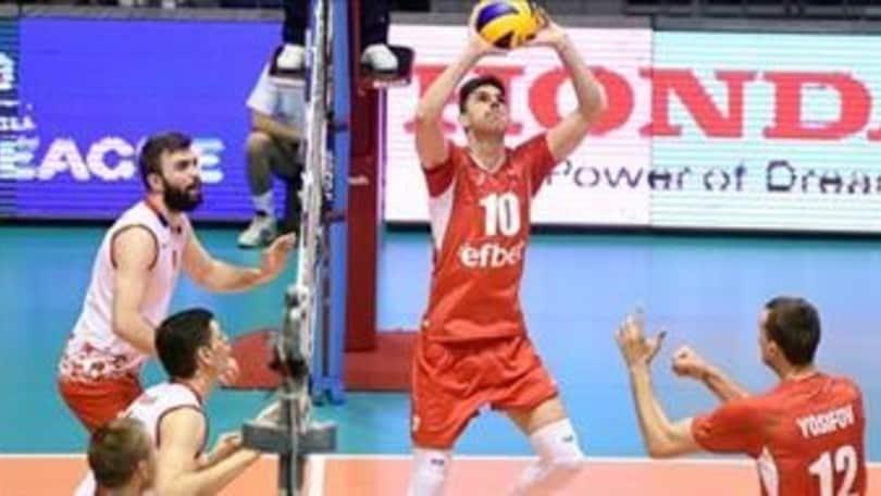 Volley: Superlega, Sora il regista sarà Georgi Seganov