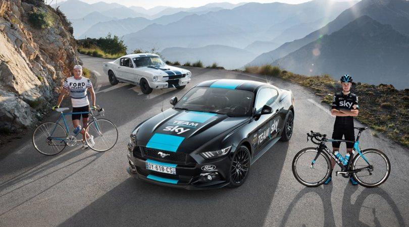 Ford verso la vittoria al Tour con Froome