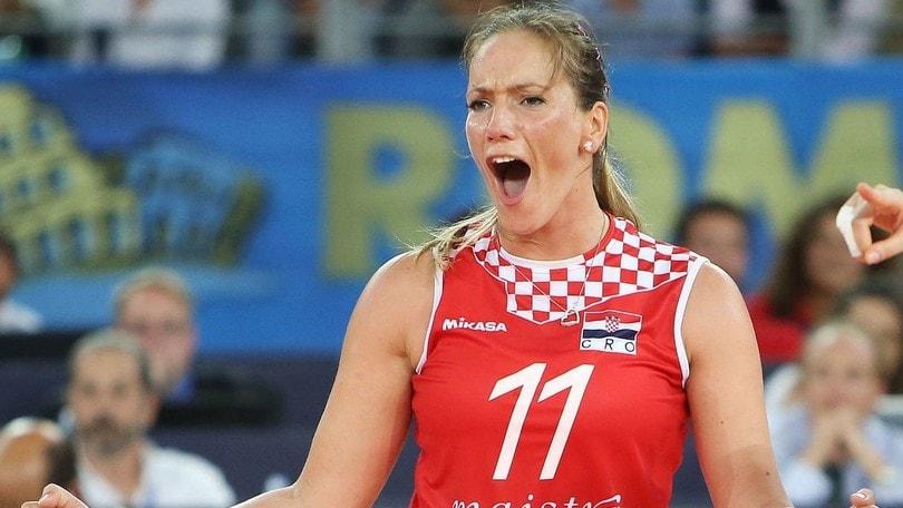 Volley: A1 Femminile, Sanja Popovic sarà l'opposto di Bolzano