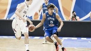 Donzelli supera la Serbia, Under 20 nei quarti