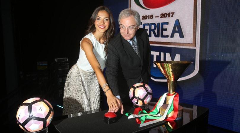 Serie A, il calendario delle big squadra per squadra