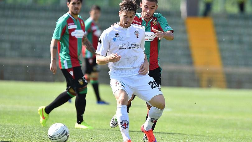 Calciomercato Messina, ufficiale Musacci a centrocampo