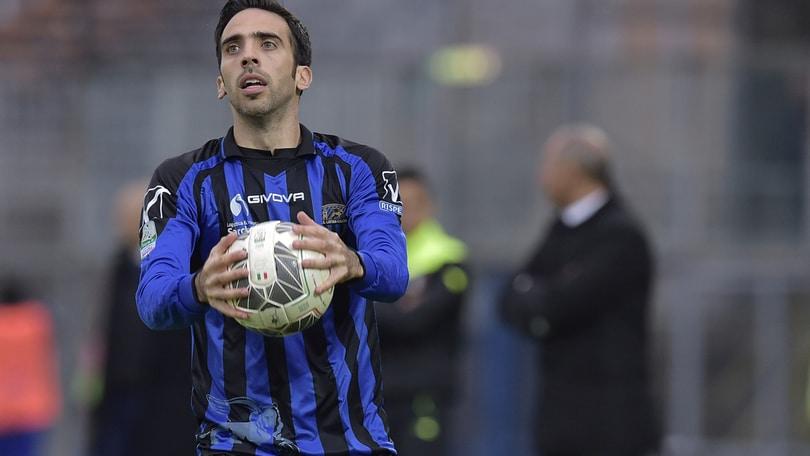 Serie B Latina, rottura del legamento crociato per Dellafiore