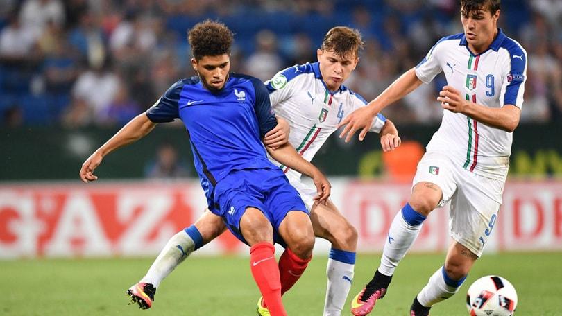 Europeo Under 19, Francia-Italia 4-0. Azzurrini Ko In Finale