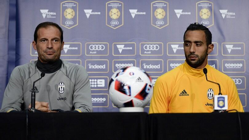 Prima amichevole della Juve, subito bene Pjanic e Dybala