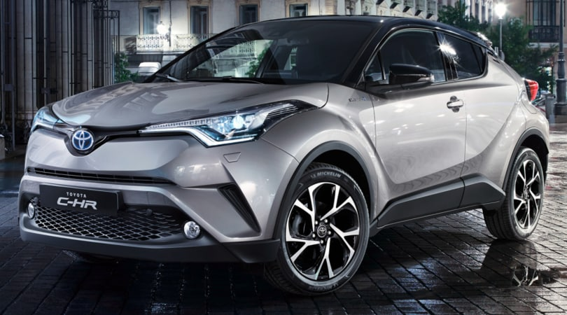"King of the Flow, le ""elezioni"" per la Toyota C-HR"