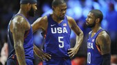 Team USA, Durant spazza via la Cina