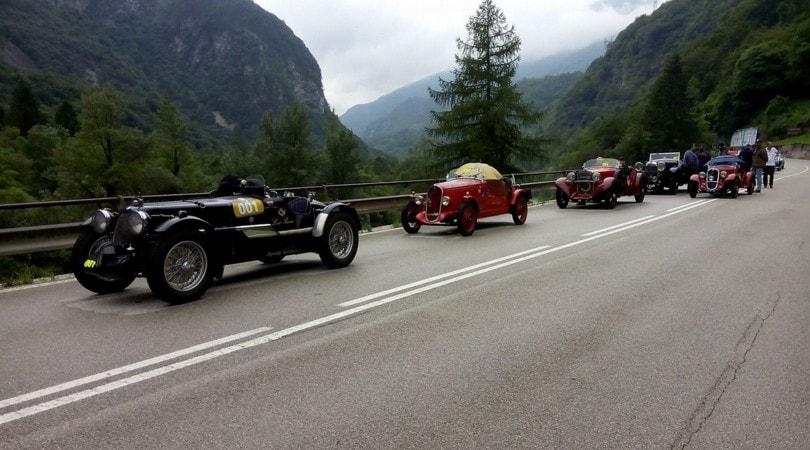 Coppa d'Oro delle Dolomiti, vince una Giulia del '61