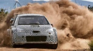 Mondiale Rally 2017, ecco la Toyota Yaris WRC