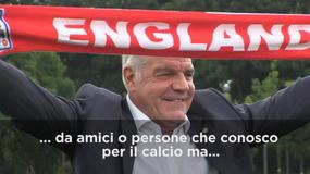 Allardyce: «Orgoglioso di allenare l'Inghilterra»