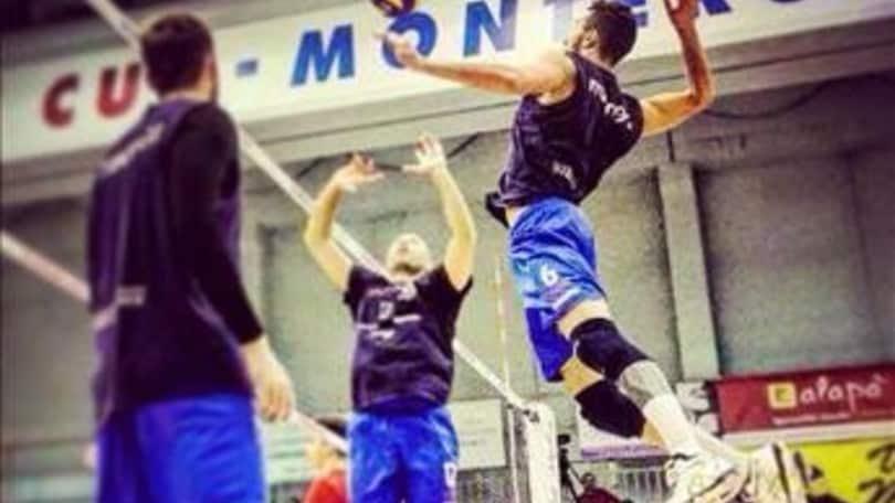 Volley: A2 Maschile, Nicola Sesto, un centrale per Tuscania